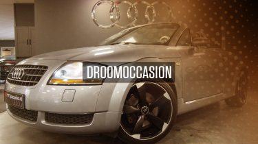 Tweedhands Audi TT Roadster cabriolet