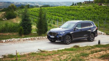 Manners X BMW: BMW X7 roadtrip