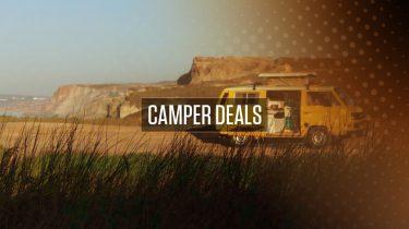 Camper occasions: Volkswagen T3