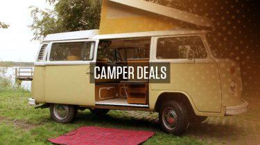 drie bijzondere klassieke campers
