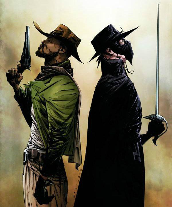 Django, Zorro, Quentin Tarantino, film