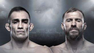 Tony Ferguson Donald Cerrone UFC