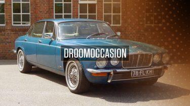 Jaguar XJ6, oldtimer, betaalbare, occasion, tweedehands