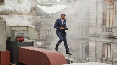James Bond Daniel Craig operatie