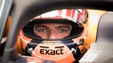 Max Verstappen Formule 1 Gasly Red Bull