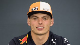 Max Verstappen Formule 1 Red Bull Racing