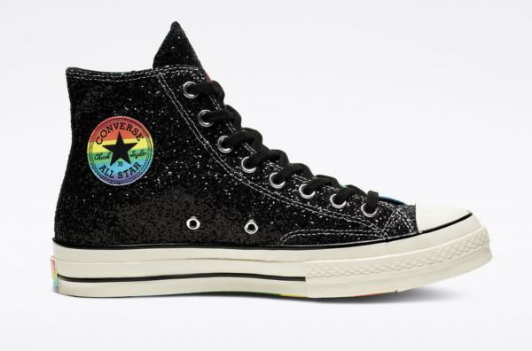 Converse Chuck 70 Pride High Top, sneakers, pride maand, 2019, regenboog