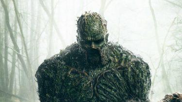 Swamp Thing DC Netflix