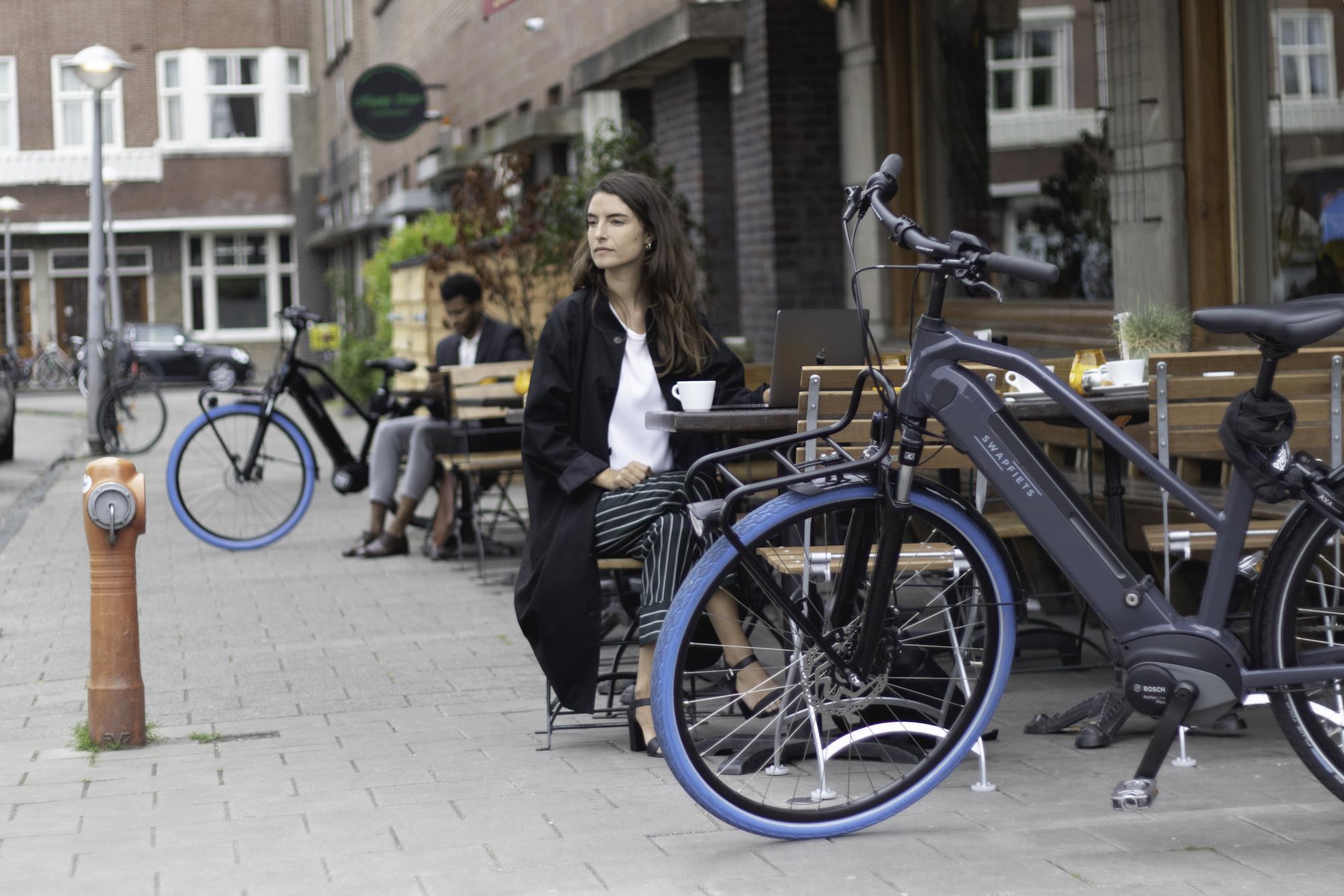 Elektrische fiets Swapfiets e-bike