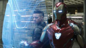 Avengers Endgame film record