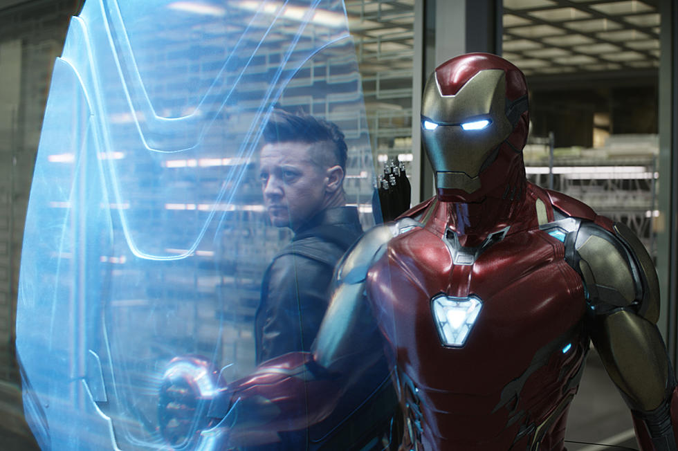 Man sets up an absurd movie record with a visit to Avengers