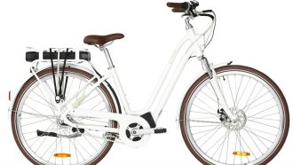 elektrische fiets, b'twin elops 920, voordeligste keuze, e-bike test, anwb