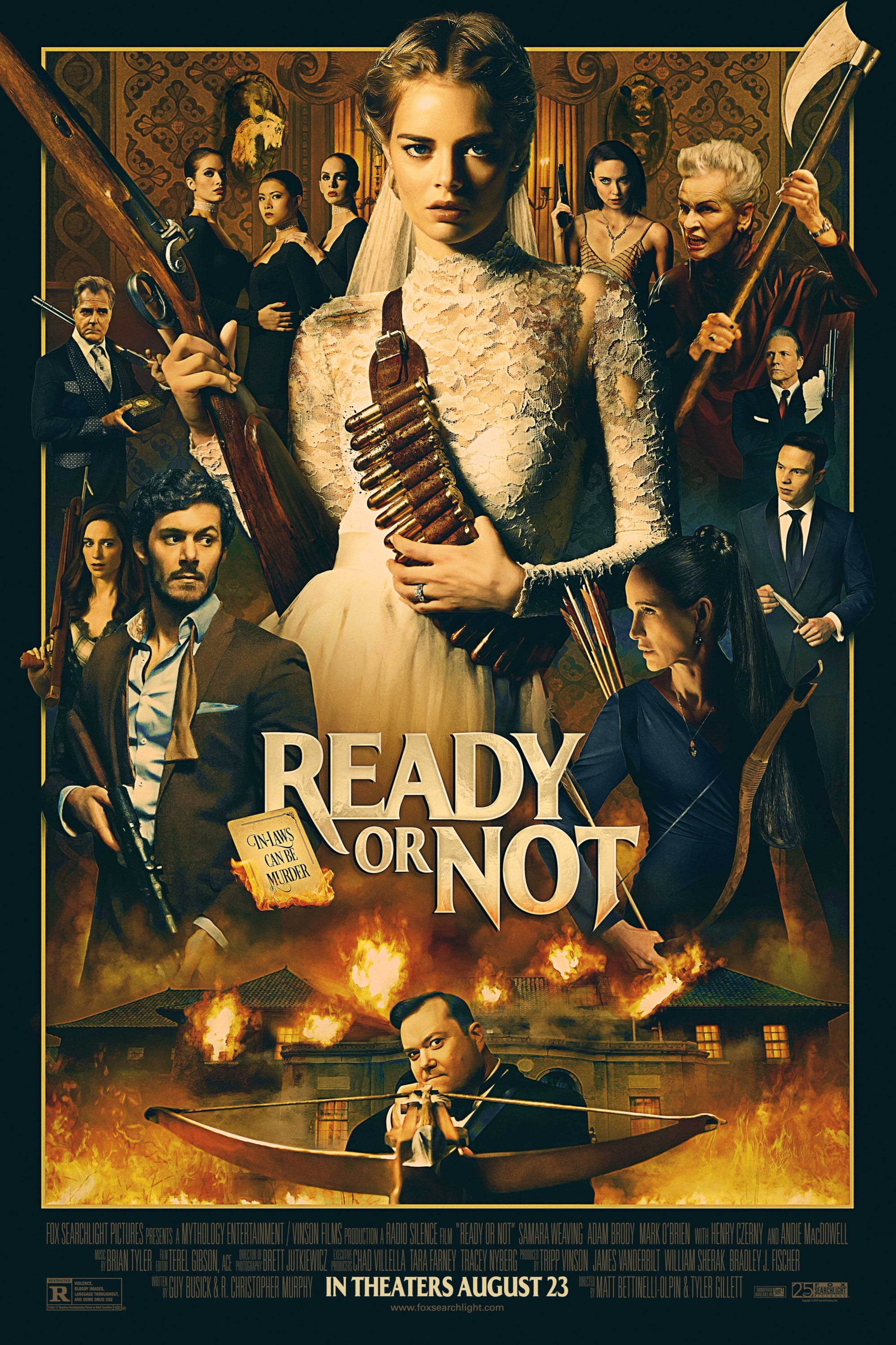 Ready or not film trailer