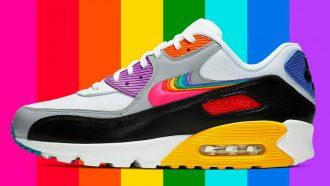 sneakers, nike betrue, pride week, 2019