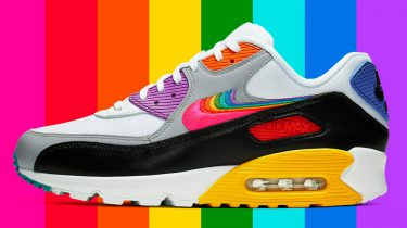 sneakers, nike betrue, pride week, 2019