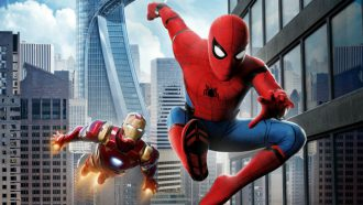 spider-man homecoming, netflix, far from home, tony stark, iron man