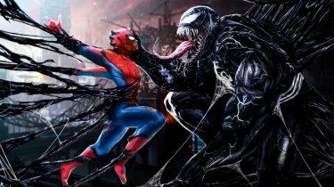 venom, spider-man, crossover, film, marvel