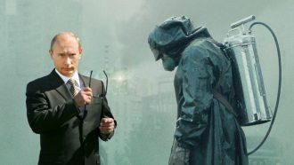 vladimir poetin, chernobyl, hbo, serie