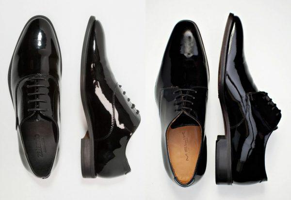 zalando, schoenen, onderhouden, kopen, leer, leren, lakleer, gladleer, verzorgen