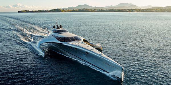 jacht, yacht, adastra, bootje