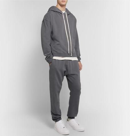 herenkleding hoodie