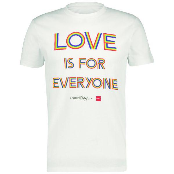 Viktor & Rolf, Hema, Pride Week, T-shirt, 10 euro