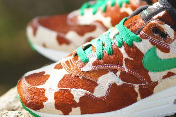Nike Air Max 1 'Animal Pack' 3.0 gedropt: een closer look