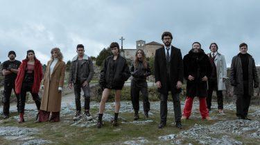 La Casa de Papel seizoen 3 recap Sierd de Vos Netflix