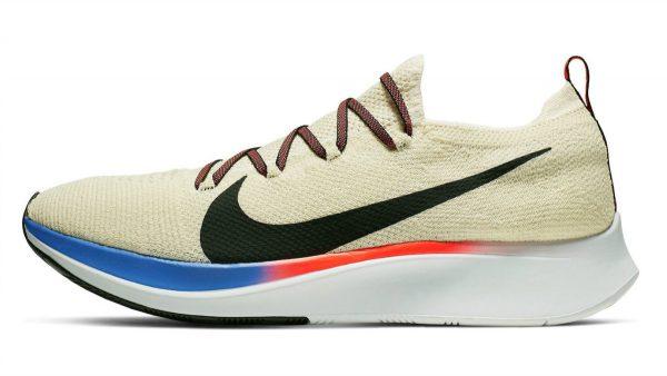 Nike Zoom Fly Flyknit, ademende sneakers, geen zweetvoeten