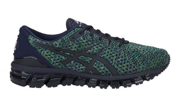 ademende sneakers, geen zweetvoeten, Asics Gel Quantum 360 Knit 2