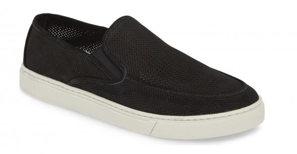 Kenneth Cole Slip-On, ademende sneakers, geen zweetvoeten