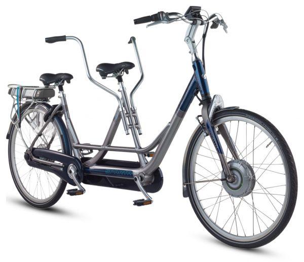 Sparta Double-i 2019, elektrische fiets, e-bike, tandem