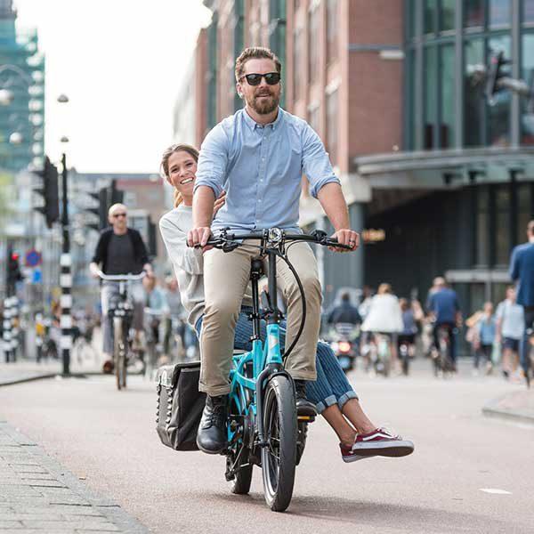 Tern GSD S10, e-bike, elektrische fiets, elektrische vouwfiets
