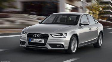 Tweedehands Audi A4 Front