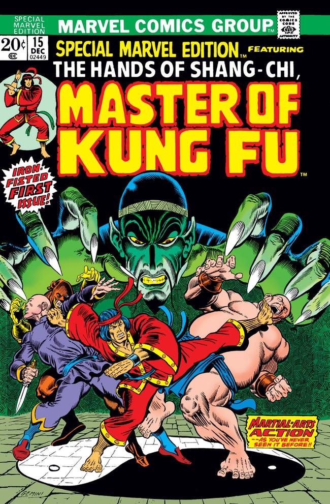 Master Kung Fu