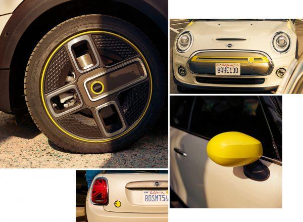 elektrische mini, mini cooper se, bmw, eerste
