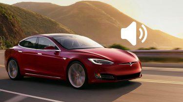 elektrische auto's, eu, kunstmatig geluid