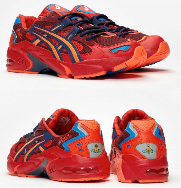vetste, sneakers, 2019, populair, Asics Tiger GEL-KAYANO 5 OG, vivienne westwood
