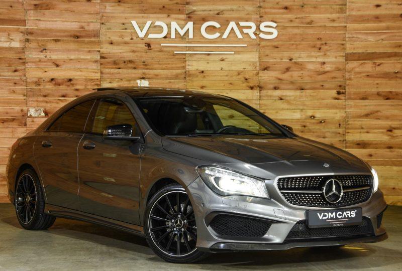 Tweedehands Mercedes-Benz CLA Klasse occasion