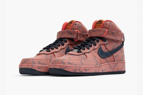 Nike en Levi's bundelen krachten voor nieuwe collectie