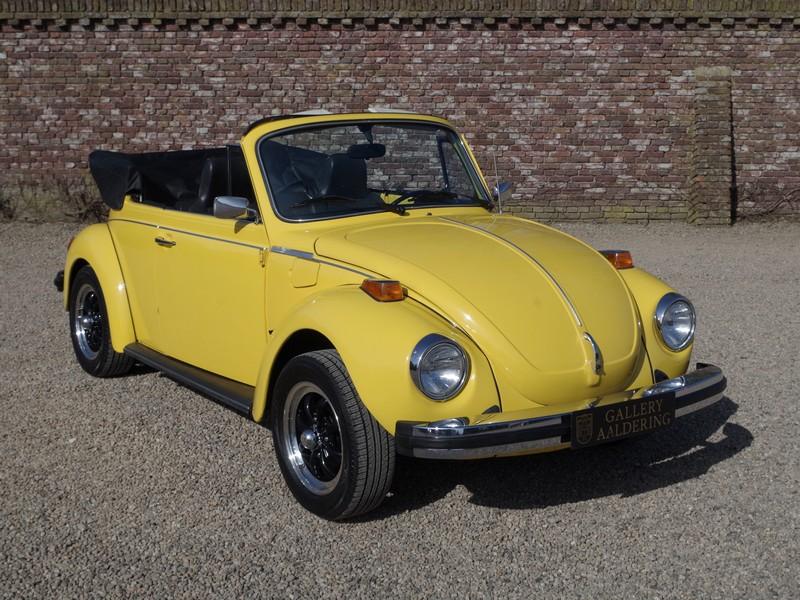 Tweedehands Volkswagen Beetle, occasion oldimter