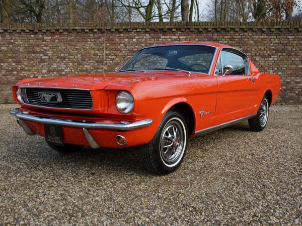 Tweedehands Ford Mustang 2+2 Fastback occasion