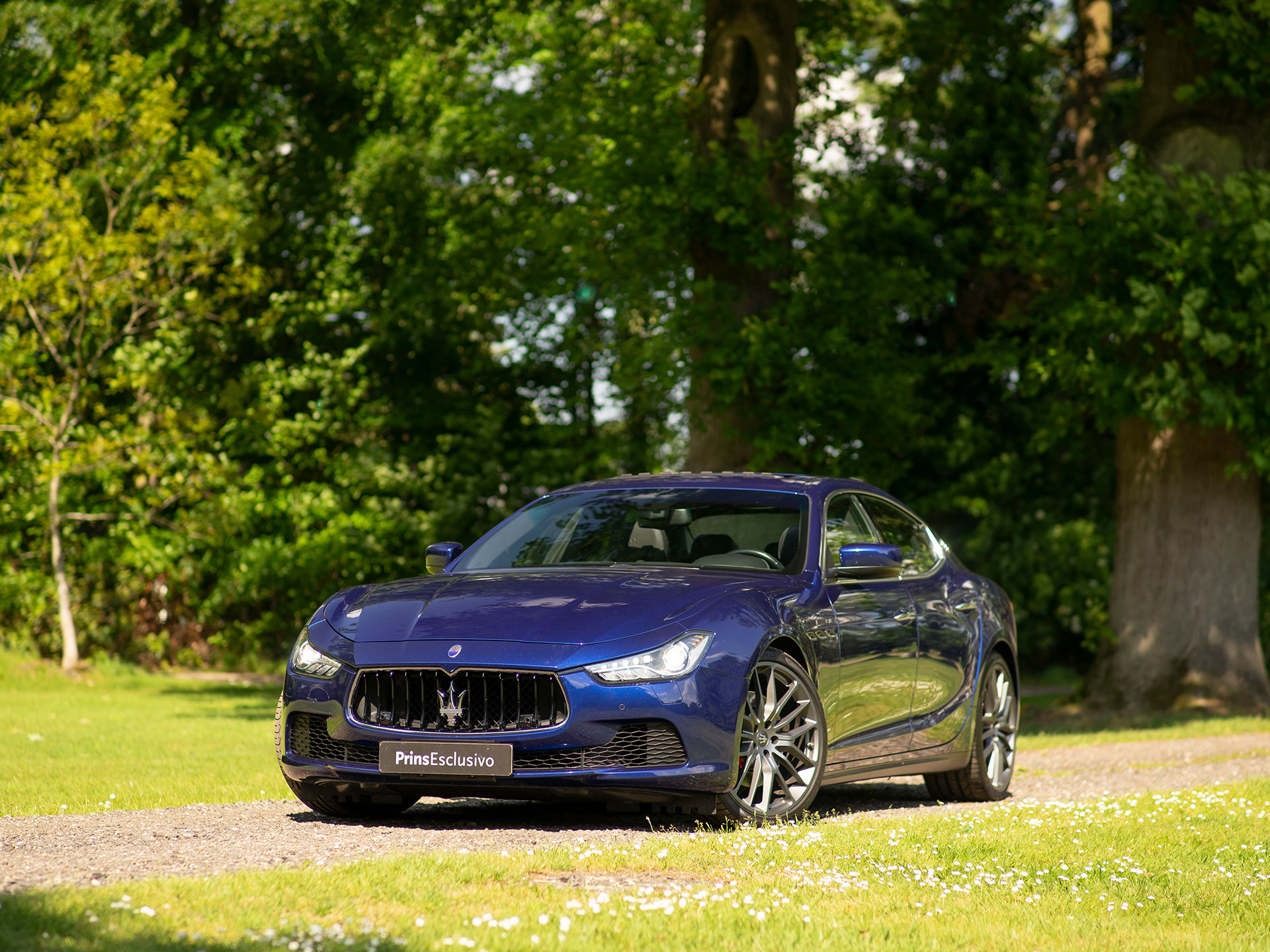 Tweedehands Maserati Ghibli occasion