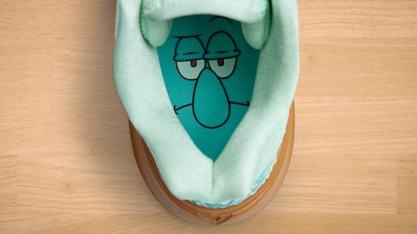 SpongeBob Squarepants x Nike Kyrie 5 'Squidward'