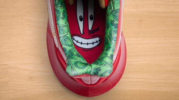 SpongeBob Squarepants x Nike Kyrie Low 2 'Mr. Krabs'