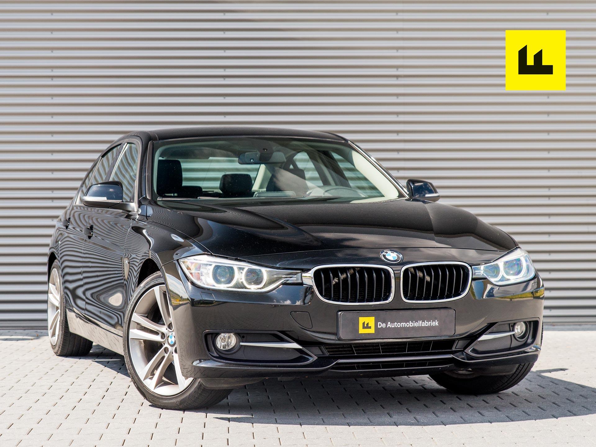 Tweedehands BMW 320d occasion