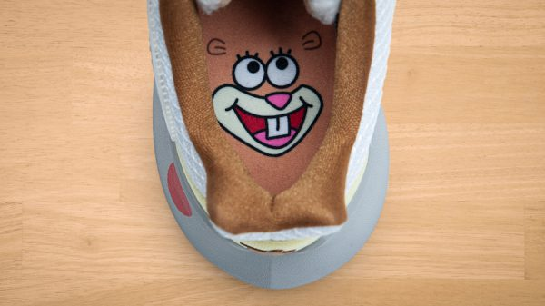 SpongeBob Squarepants x Nike Kyrie Low 2 'Sandy Cheeks'