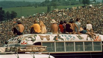 Woodstock documentaire