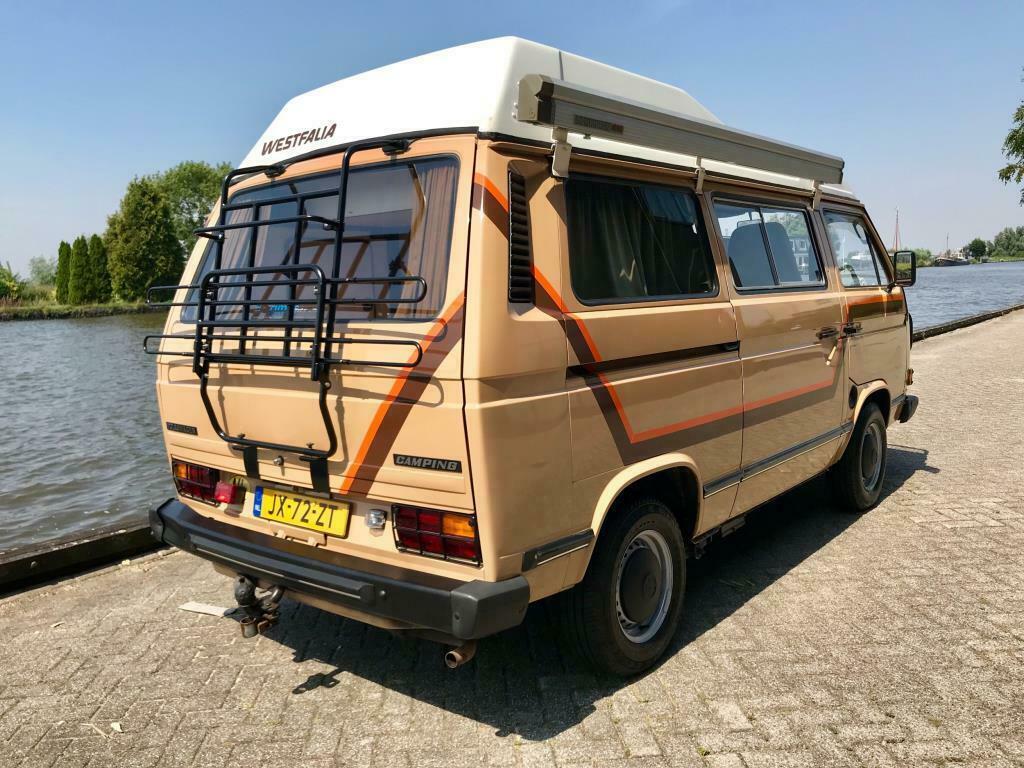 Volkswagen Westfalia T3 camper uit 1985