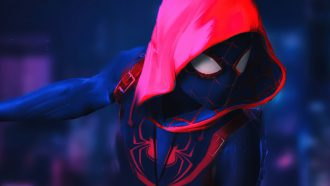 Spider-Man: Into the Spider-Verse Netflix
